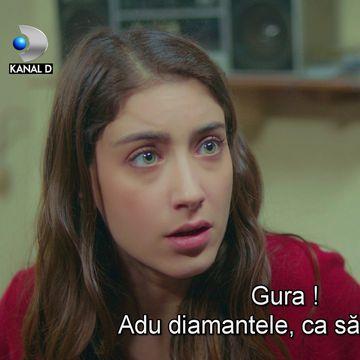 """Filiz, in pericol de moarte! Afla ce necazuri se abat din nou asupra tinerei, in aceasta seara, intr-un nou episod din serialul """"Povestea noastra"""", de la ora 20:00, la Kanal D!"""