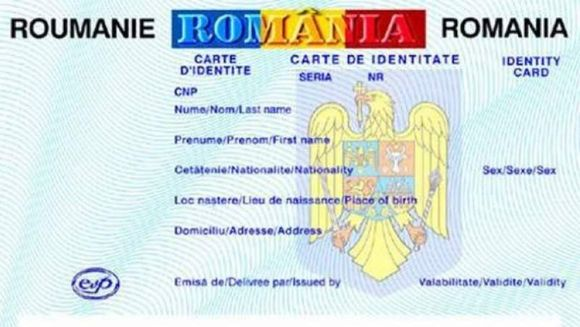 E OFICIAL: Se schimba buletinele in Romania! Cum vor arata noile buletine