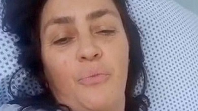 "Primele cuvinte pe care le-a spus Rona Hartner despre operatia de tumora la colon: ""La tomograf s-a vazut..."""