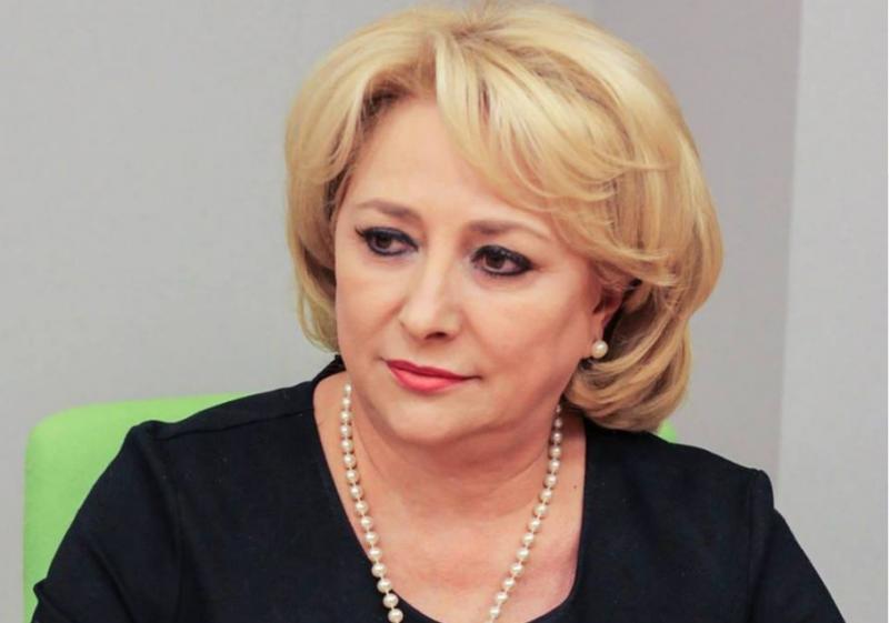 Viorica Dancila, schimbare de look! Primul ministru nu mai arata asa
