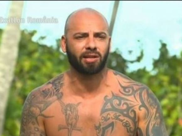 """Giani Kirita, fortat sa isi scoata tatuajele: """"Le scoti cu smirghel, ma!"""" Cine a indraznit sa ii spuna asta"""