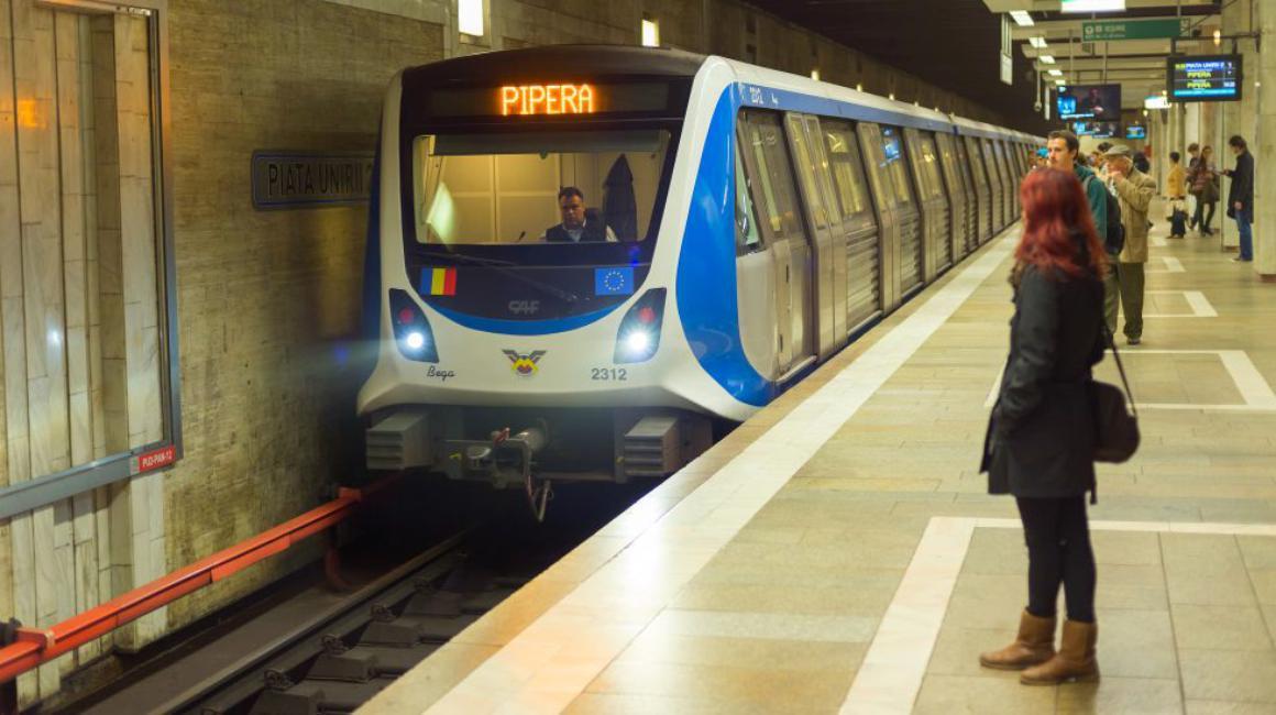 Calatorii de la metrou, in pericol! Ce problema grava au TOATE trenurile de pe magistrala Pipera - Berceni