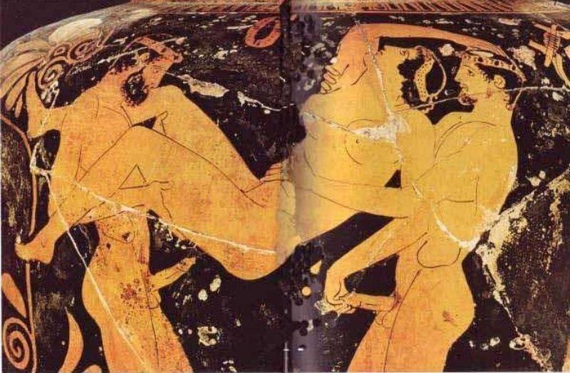 sexul in lumea antica