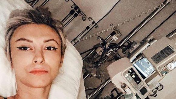 """Andreea Balan lupta pentru a reveni la viata normala. Mesajul artistei i-a speriat pe fani: """"Ne rugam pentru tine!"""""""
