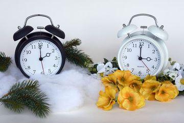 ORA DE VARĂ 2019: Cum ne afectează schimbarea de ora și ce s-a descoperit