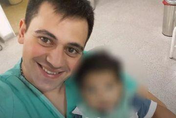 "Un barbat a adoptat un nou-nascut bolnav, abandonat la nastere: ""Daca deschizi ochii, te iau acasa"". Povestea a facut inconjurul lumii"