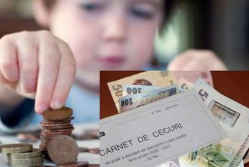 În sfârşit: Luna aprilie aduce alocaţii mai mari pentru copii
