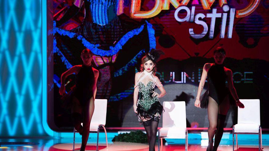 """""""Bravo, ai stil!"""", Gala Moulin Rouge, eliminare: cu lacrimi in ochi, Valeria a parasit competitia stilului"""