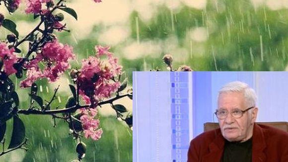 """VREMEA în APRILIE și De Paște. Mihai Voropchievici - vremea din bătrâni: """"Zile senine și calde în perioada Paștelui"""""""