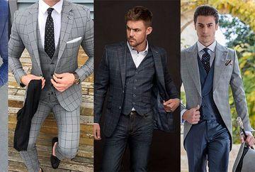 Tendințele de nuntă la costume de mire din anul 2019 - Ce preferă bărbații?