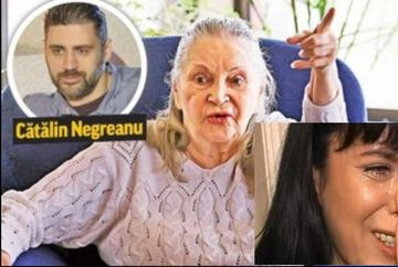 """Am suferit ingrozitor de cand a murit nasa. Catalin a gresit enorm!"" Mariana Moculescu este devastata"