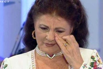 """Irina Loghin, mesajul care i-a îngrijorat pe fani: """"Mă trezesc plângând"""""""