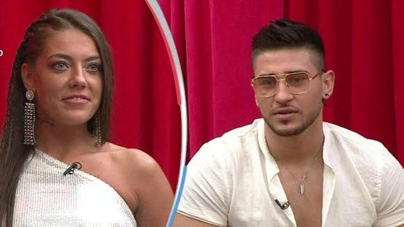 """Ce jenant! Cum l-a umilit Roxana de la """"Puterea dragostei"""" pe Bogdan in fata tuturor"""
