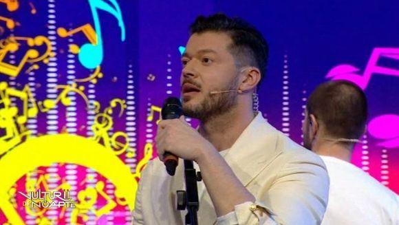 Victor Slav, declaratie de dragoste in direct, la TV: ''N-am simtit niciodata asa!''