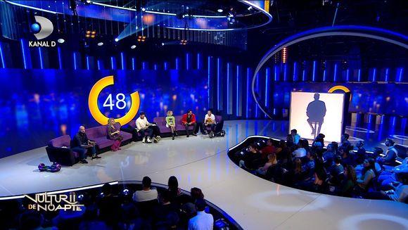 """""""Vulturii de noapte"""" revin in forta si dau tonul distractiei, intr-o editie speciala, cu invitati de seama, in aceasta seara, de la ora 23:00, la Kanal D!"""