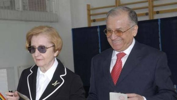 Cum arată talonul de pensie al lui Ion Iliescu și al soției sale, Nina