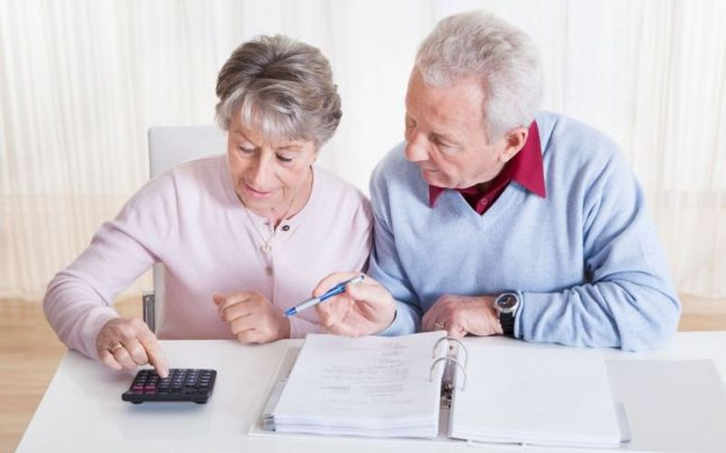 pensii calcul