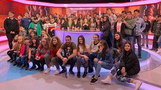 Studiourile Kanal D, luate cu asalt de sute de copii! Catalin Cazacu i-a predat stafeta lui Cristian Geaman!