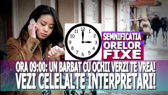 Mihai Voropchievici despre IUBIRE: Ce inseamna fiecare ora fixa atunci cand te uiti la ceas