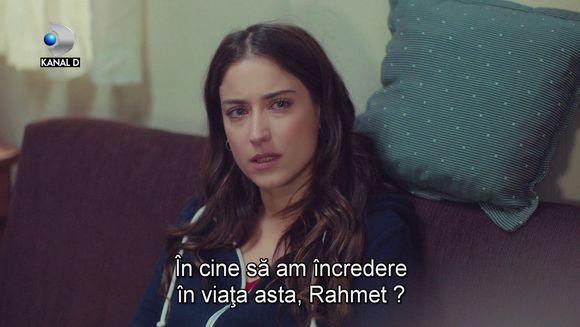 """Filiz, dezamagita profund de Rahmet! Afla ce decizie radicala va lua in ceea ce il priveste pe fratele ei, in aceasta seara, intr-un nou episod din serialul """"Povestea noastra"""", de la ora 20:00, la Kanal D!"""