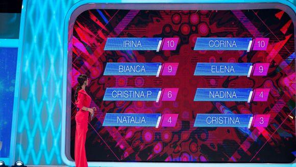 """Cristina P. a fost eliminata de la """"Bravo, ai stil!"""""""