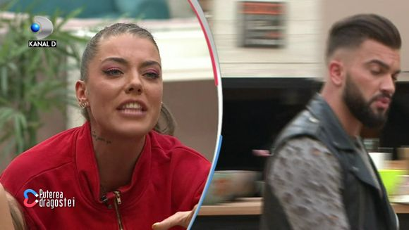 Roxana si Andy, cearta apriga! Cei doi fosti iubiti au ajuns cei mai mari inamici! Iata ce vorbe grele si-au spus!