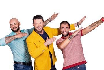 """Buzdugan, fanul lui Kirita!""""Giani e un one man show! ar fi bun de stand up comedy!"""""""