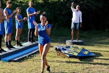 Razboincii au pierdut vila si una dintre cele mai valoroase concurente! Iulia Aradi a fost eliminata de la Exatlon!