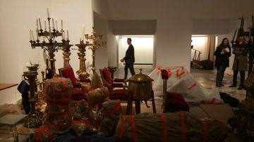 Notre-Dame: Pompierii au salvat coroana de spini a Mântuitorului