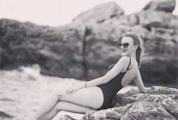 """Foto  Sora Larisei de la """"Puterea dragostei"""" e SUPERBĂ! Niciun bărbat nu-i rezistă! Uite cât e de frumoasă"""
