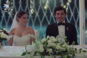 """Baris si Filiz se casatoresc! Afla ce tragedie ii pandeste pe cei doi indragostiti, chiar in cea mai fericita zi a lor, in aceasta seara, intr-un nou episod din serialul """"Povestea noastra, de la ora 20:00, la Kanal D!"""