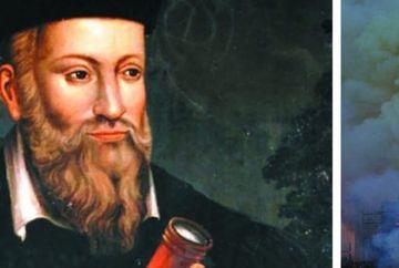 Ți se face pielea de găină! Profeția lui Nostradamus despre incendiu de la Catedrala Notre Dame