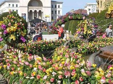 Festivalul Florilor incepe vineri la Timisoara