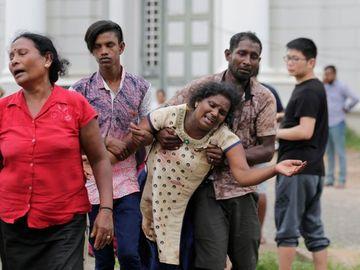 Paște sângeros in Sri Lanka: 290 de morti si 500 de raniti intr-un atentat sinucigas