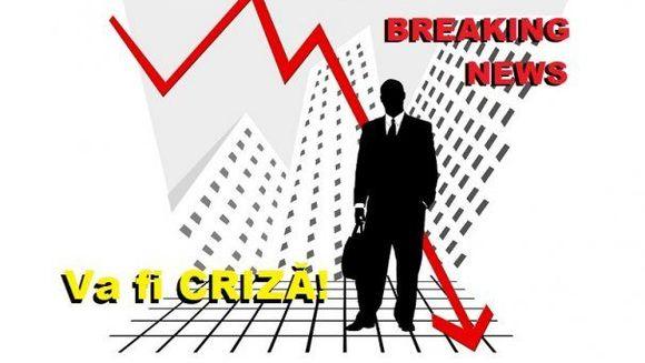 Criza e aproape. Așa ceva nu s-a mai întâmplat de la prăbușirea din 2008. Băncile au dat semnalul