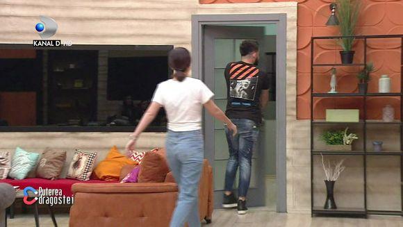 Ricardo, criza de nervi! Ce a facut Raluca cu Jador in casa fetelor: ''Ia-te de mana cu nebunul ala si duceti-va!''
