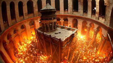 Lumina Sfântă de la Ierusalim va fi adusă în România pentru al 11-lea an consecutiv