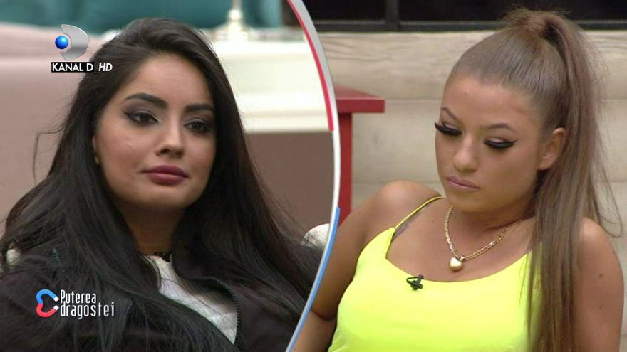 """Simona și Simina sar una la gâtul alteia! Scandalul monstru i-a șocat pe ceilalți concurenți de la """"Puterea dragostei"""""""