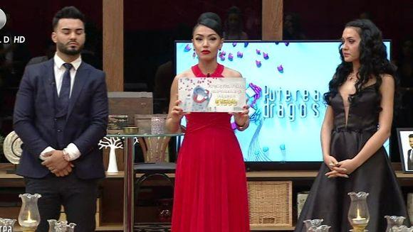 """Cine a câștigat premiul de 1.500 de euro din această săptămână la """"Puterea dragostei"""""""