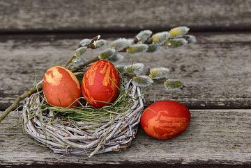 Cele mai frumoase mesaje și urări de Paște