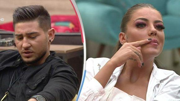 """Cuplul Roxana-Mocacu se află în mare pericol! Ce s-a întâmplat în casa """"Puterea dragostei"""""""