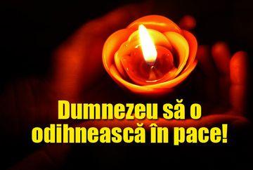 O noua tragedie loveste lumea showbiz-ului din Romania: a murit ieri!