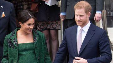 Printul Harry si Meghan Markle au anuntat numele primului lor copil! Iata cum se va numi cel de-al optulea stranepot al Reginei Elisabeta a II-a!