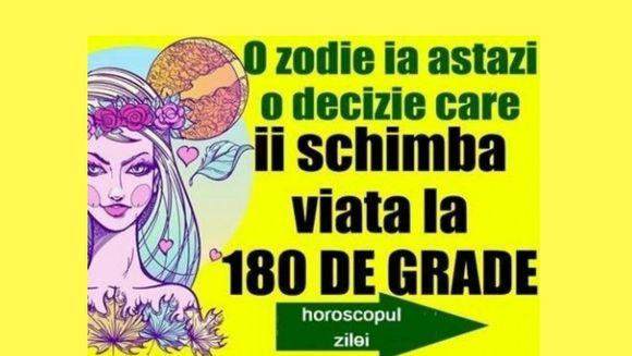 Horoscopul zilei de sâmbătă, 11 mai 2019. Zodia care are o zi EXTRAORDINARA. Totul se rezolva din mers