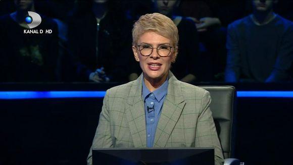 """Recapituleaza materia, tine-ti prietenii aproape, """"Vrei sa fii milionar?"""" revine cu un nou sezon, cu Teo Trandafir, LUNI seara, de la ora 23:00, la Kanal D!"""