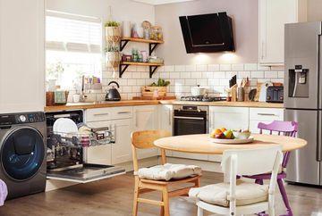 Programul RABLA PENTRU ELECTROCASNICE. Ce valori au voucherele pentru televizoare, mașini de spălat, aparate de aer condiționat și frigidere