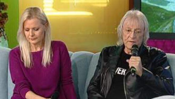 """Ce se întâmplă în aceste momente la spital cu soția lui Mihai Constantinescu! Dezvăluiri uluitoare făcute de apropiații artistului! """"Are un scăunel pe culoar"""""""