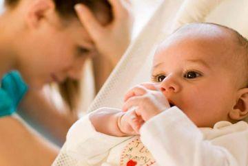 Confesiuni de mamă: Îmi uram copilul și am vrut să îl omor