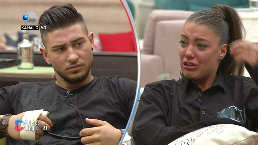 """Roxana ajunge la capatul rabdarii! """"Nu ma vreau sa stau aici! Vreau sa plec de tot!"""" Afla ce detalii uluitoare ies la iveala din culisele relatiei sale cu Bogdan Mocanu, ASTAZI, de la ora 11:00 si 17:00, la Kanal D!"""