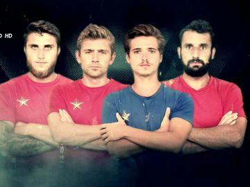 Patru baieti si patru fete se lupta pentru cele doua trofee Exatlon Romania! Cine se va califica mai departe, urmariti un meci incendiar, ASTAZI, de la 20:00, pe Kanal D